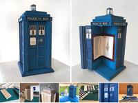 TARDIS Scale Model