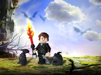 How To Train Your Dragon Minifigure