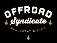 Offroad Syndicate Logo Idea #2 (WIP)