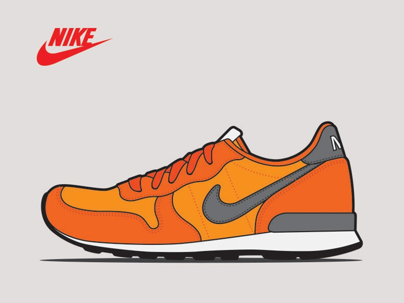 best loved 32c77 74f00 Nike Pegasus 1983 by Mike Dereix on Dribbble