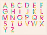 Kaleidoscope Font