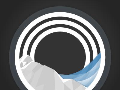 Detail of Ozone's logo logo rd dark round philippines brand identity