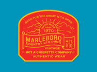 Marlboro Country Wear