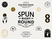 Spun Right Round