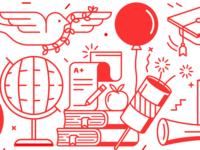 Daddario Foundation Illustration
