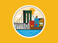 Brooklyn Coaster (2/2