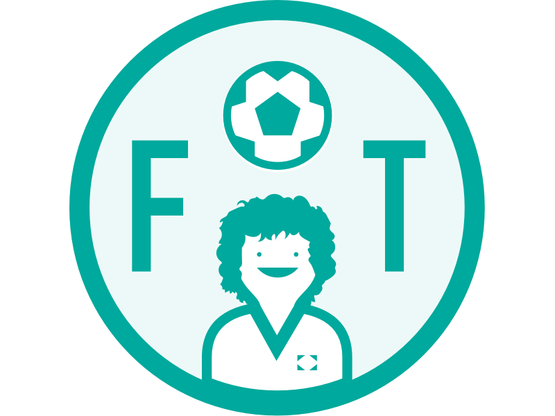 Footy Badge - Updated Icon ios badge app icon soccer football