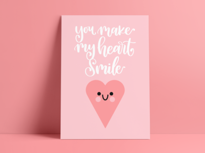 Cute Valentine Card 4