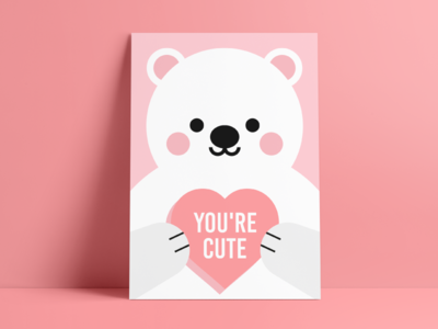 Cute Valentine Card 6