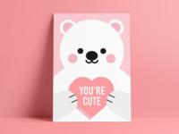 Cute Valentine Card 6