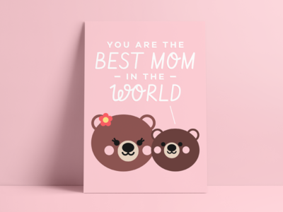 Cute Mama Vol. 2 - Mama Bear