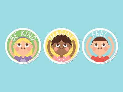 Random Stickers 3