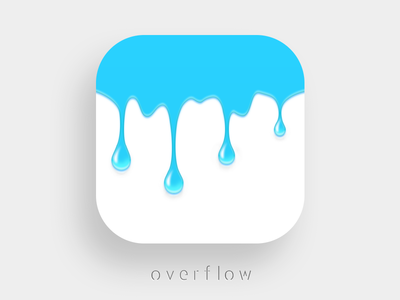 App icon overflow ios icon appicon 005 dailyui