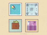 Travel-theme infographic elements #2