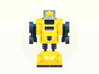 Transformer - infographic element
