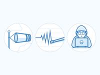 Icons - infographic element