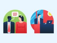 Icons #2 - infographic elements