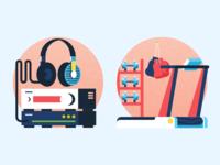 Icons #3 - infographic elements