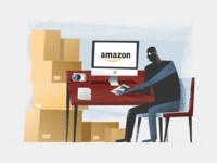 Selling on Amazon #1 - blog post illustration