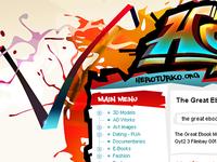 Heroturko link sharing site redesign