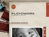 Photographer's portfolio