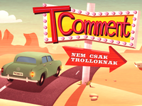 Car magazine's blog design