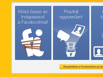 Fb indapass linking floydworx