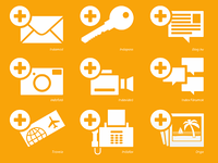 Inda services icons