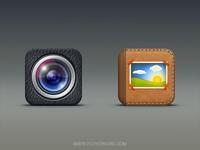 Index app icons