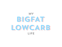 Logo for My Big Fat Low Carb Life