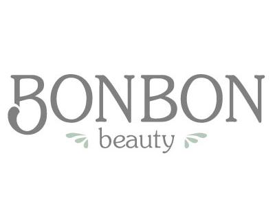 Logo for Bon Bon Beauty branding logo