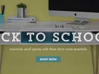 Storables Back To School Banner