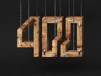 400 MC Escher Numbers