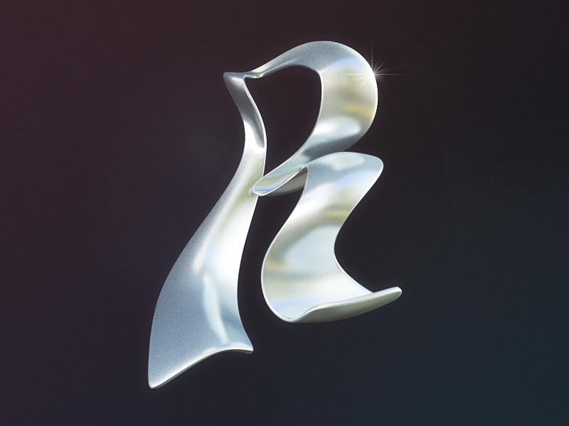 R dribbble