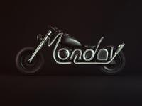 Monday Mo. Co 3D Type Bike