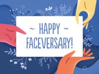 Faceversary Card