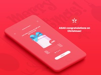 ASAG congratulations on Christmas!