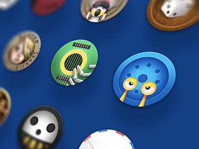 One Piece~オレは海贼王になる男だ!   onepiece widget icon theme ui
