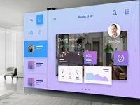 Home Automation Dashboard UI