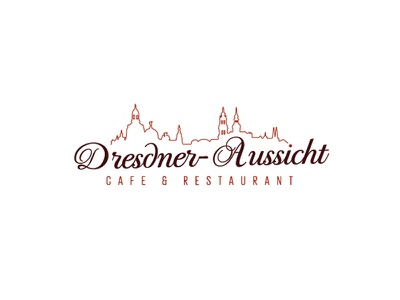 DresdnerAussicht design corporate ci branding logo graphicdesign logodesign