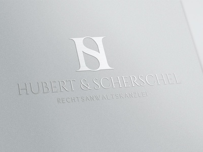 Hubert&Herschel design corporate ci branding logo graphicdesign logodesign