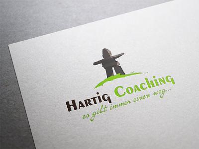 HartigCoaching design corporate ci branding logo graphicdesign logodesign
