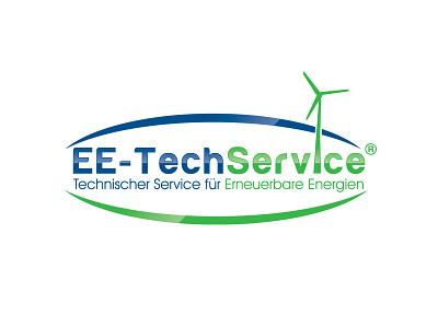 EE-TechService design corporate ci branding logo graphicdesign logodesign