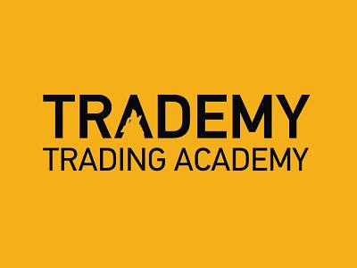 Trademy logodesign wolf money finance street wall trading logo