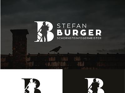 Logodesign for a chimney sweeper design illustration corporate graphicdesign branding logo logodesign