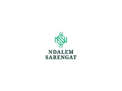 Ndalem Sarengat guest house yogyakarta cozy green ns monogram hospitality homie homestay