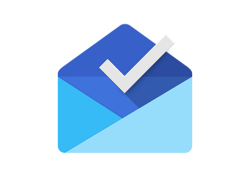 Google inbox logo (Free Sketch File) google inbox material design mail gmail sketch freebie free