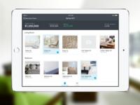 Merchant Planner - iPad