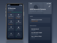 Network Device Update - Mobile
