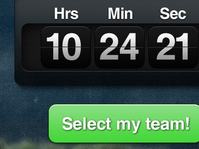 Countdown timer for FB app